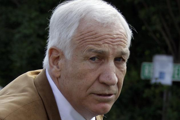 Jerry Sandusky's Criminal Appeal Won't Be Heard by State's Supreme Court
