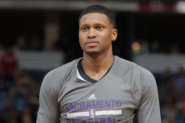 What Will Rudy Gay Be Worth on the 2014 NBA Free Agency Market?