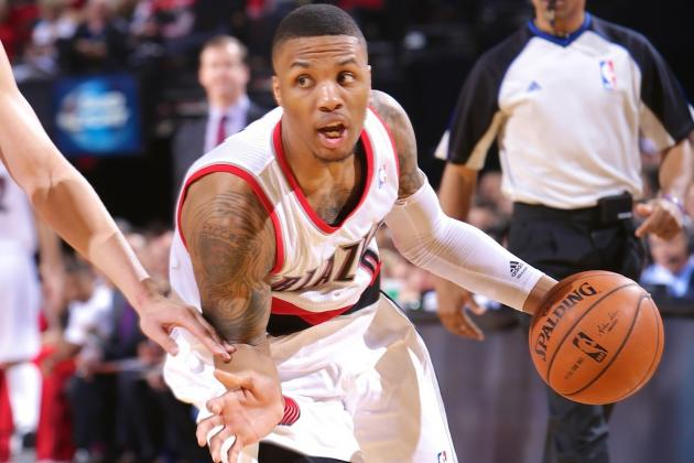 Damian Lillard Reportedly Finalizing Lucrative New Shoe Deal with Adidas