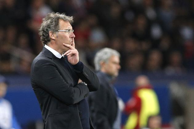 PSG vs. Chelsea: Post-Match Reaction from Laurent Blanc and Jose Mourinho
