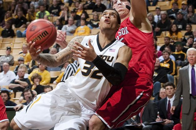 Mizzou Basketball's Jabari Brown to Enter the 2014 NBA Draft