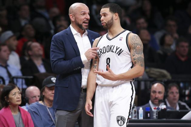 Deron Williams Will Make or Break Brooklyn Nets' Playoff Ceiling