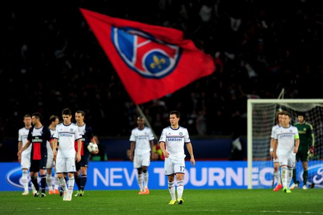 Film Focus: Paris Saint-Germain Shift Emphasis at Half-Time to Beat Chelsea