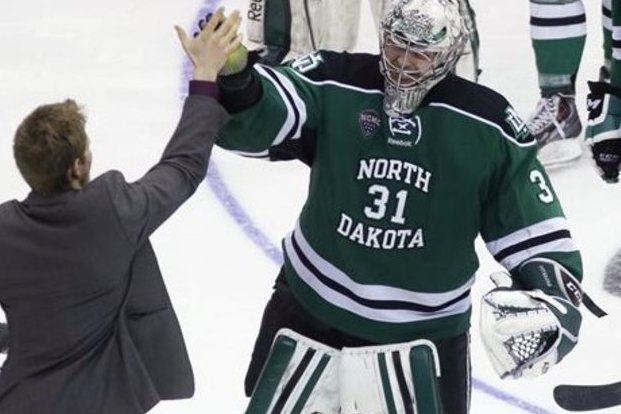 Zane Gothberg Presents More Goaltending Depth in the Boston Bruins' Pipeline