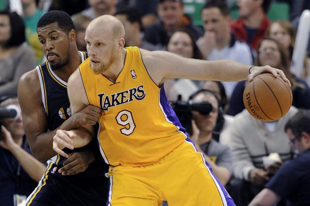 Why Chris Kaman Should Have Future with Los Angeles Lakers