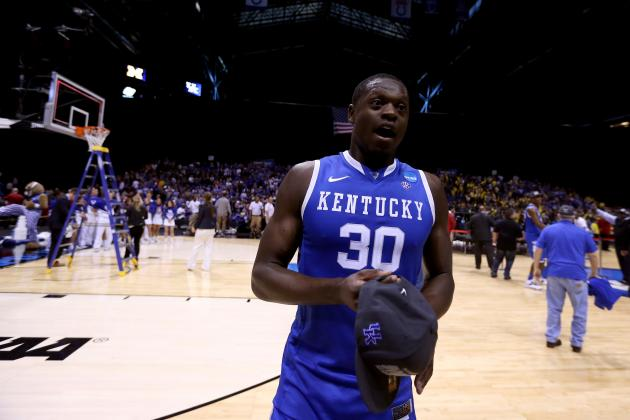Head-to-Toe Breakdown of Final Four Superstar Julius Randle