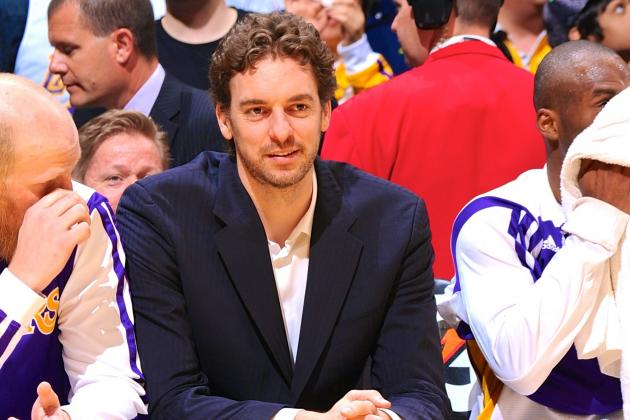 Pau Gasol Injury: Updates on Lakers Star's Vertigo and Return