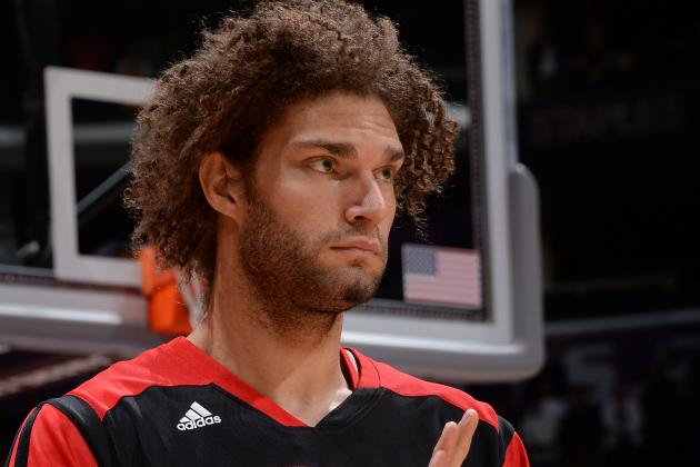 Robin Lopez on Disneyland, Mascot Beef, Goonies and Being 'Weird as Hell'