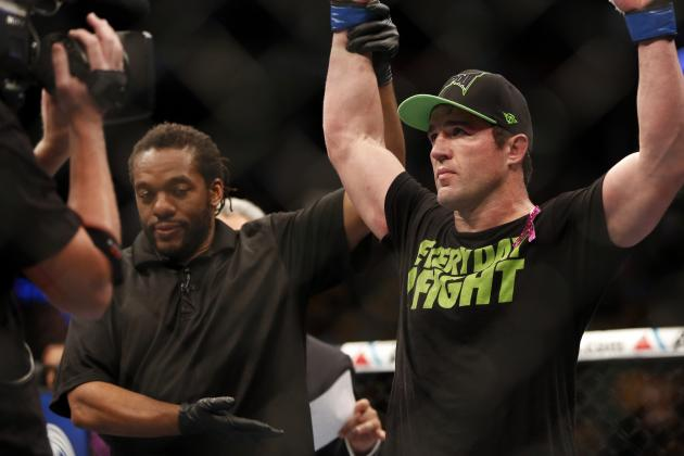 Chael Sonnen Believes Wanderlei Silva Will Pull out of Their Fight