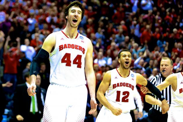 How Wisconsin's Frank Kaminsky Went from Unnoticed to Unstoppable