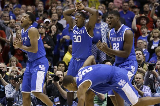 NCAA Bracket 2014: Assessing Which Team Has the Edge in Each Final Four Contest