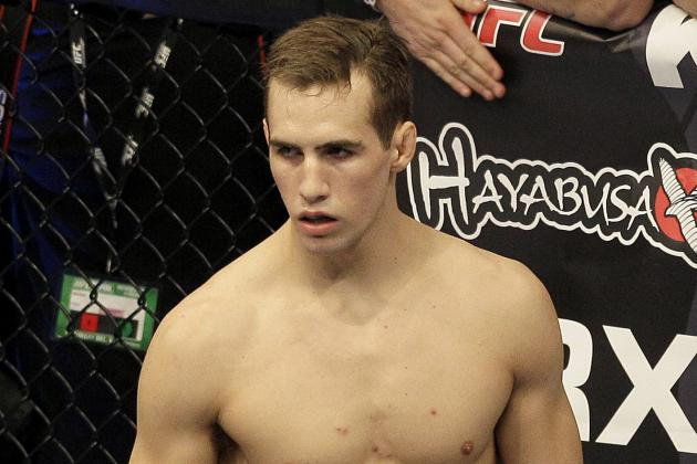 Rory MacDonald vs. Tyron Woodley in the Works for UFC 174