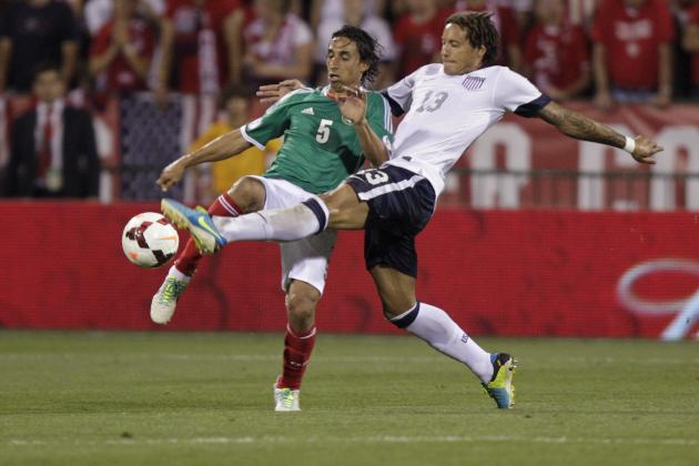 B/R Exclusive: Why the Mexico vs. USA International Friendly Is Important