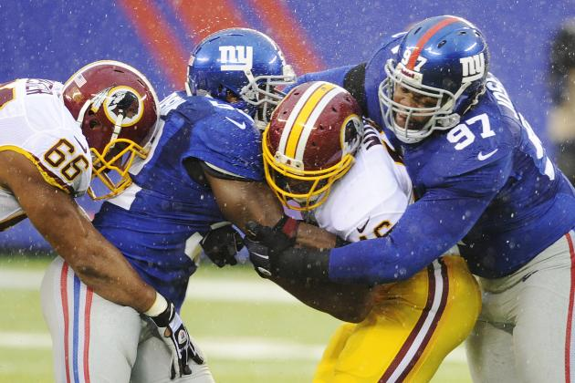 Giants' Defensive Overhaul Has Quietly Become NFC East's Biggest Offseason Story