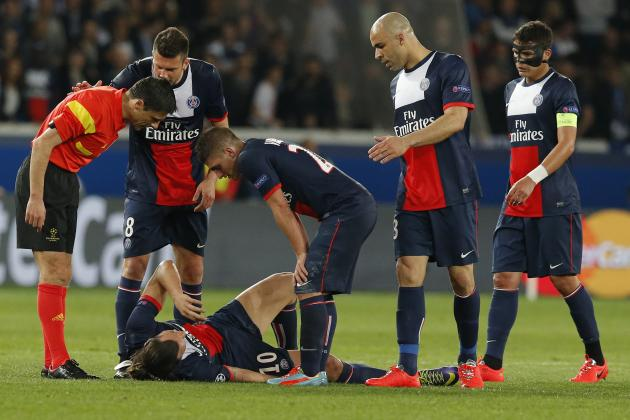 How Zlatan's Potential Injury Affects PSG in Champions League Return vs. Chelsea