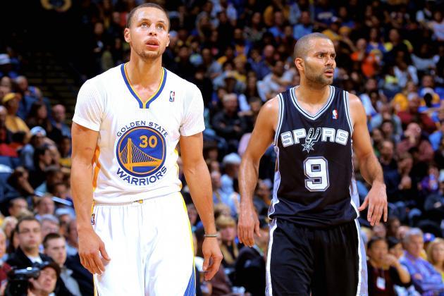 Golden State Warriors vs. San Antonio Spurs: Live Score and Analysis