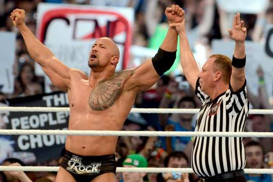 Report: The Rock to Make an Appearance at WrestleMania XXX?