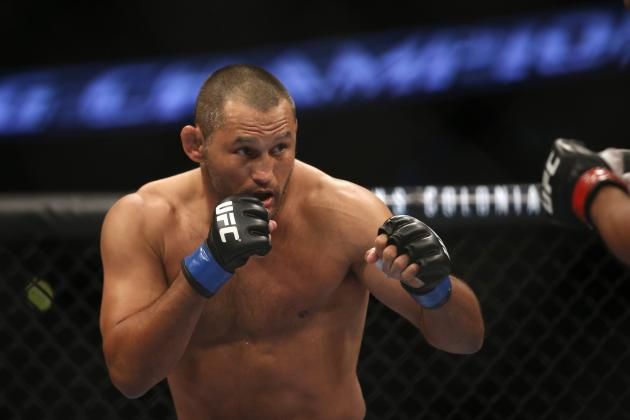 Winner of Dan Henderson vs. Daniel Cormier Gets a Title Shot