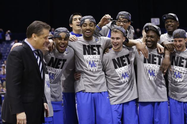 Final Four Bracket 2014: TV Schedule, Odds and Predictions for NCAA Semifinals