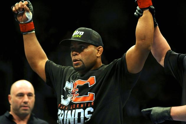 Daniel Cormier vs. Dan Henderson Winner Gets Title Shot After Gustafsson