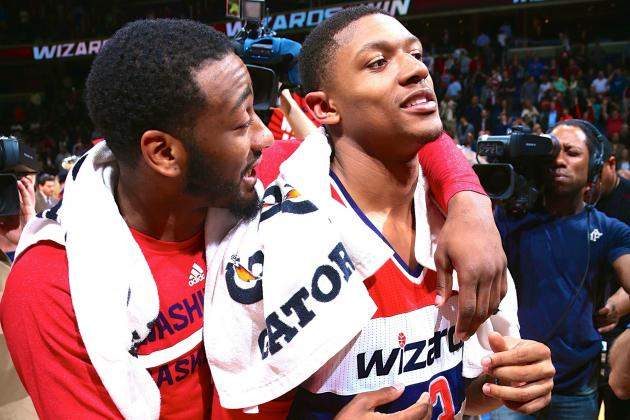 Washington Wizards Clinch 1st Playoff Berth Since 2008
