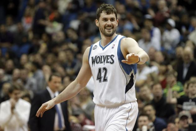 Kevin Love Logs 2nd Triple-Double in 4 Games in Win over Memphis Grizzlies