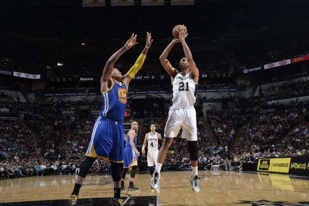 Golden State Warriors vs. San Antonio Spurs: Live Score and Analysis