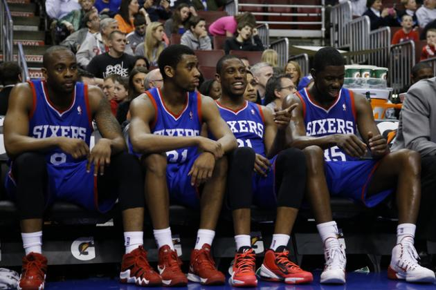 3 Most Improved Players for the Philadelphia 76ers This Season