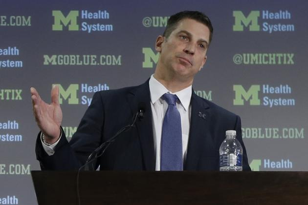 Is New Coaching Staff Turning Michigan into Alabama of the North?