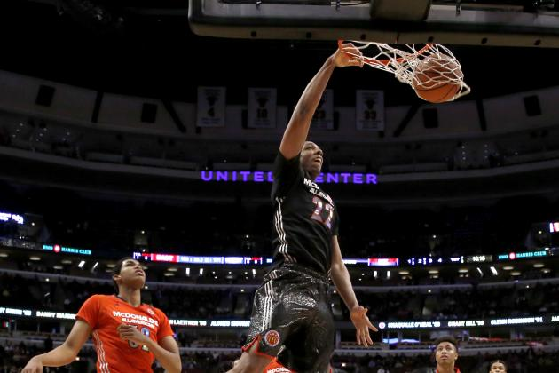 McDonald's All-American Game 2014: Highlighting Best Performances from Spectacle