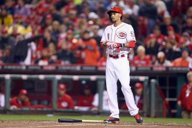 Cincinnati Reds' Billy Hamilton: Don't Write Him off Just Yet
