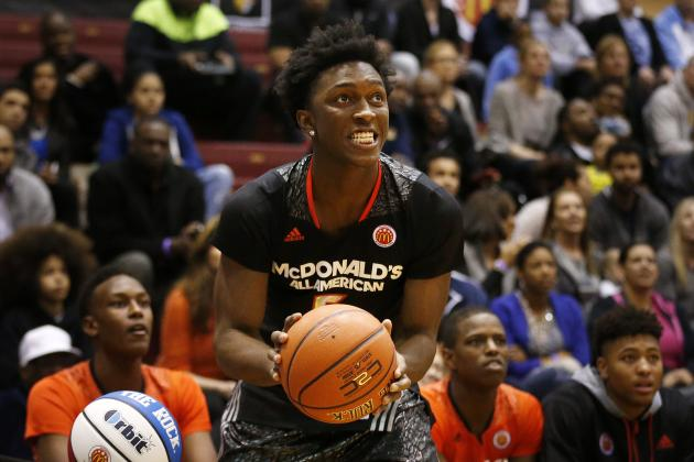 Arizona Basketball: Grading Stanley Johnson's 2014 McDonald's All-American Game