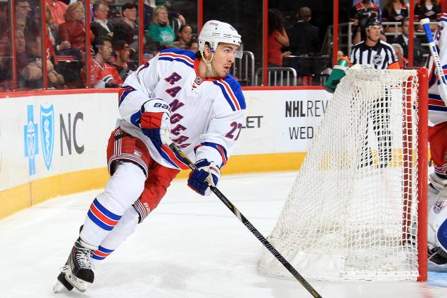 How Ryan McDonagh's Injury Will Impact New York Rangers