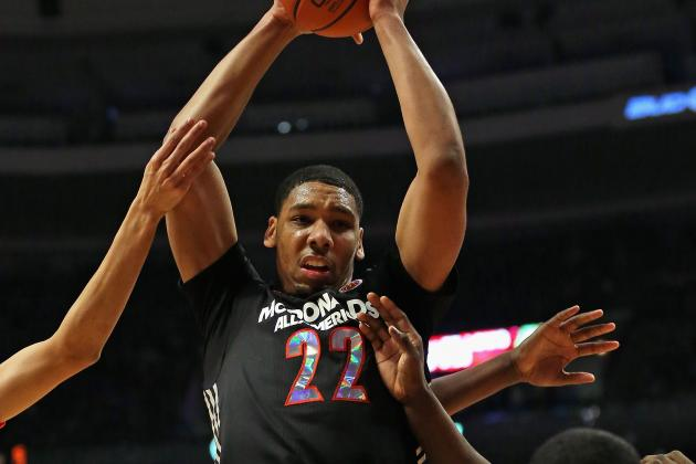 McDonald's All-American Game 2014: Live Score, Stats and Highlights