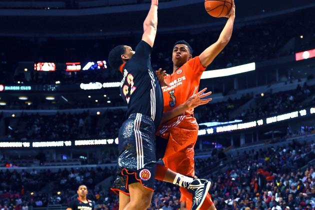 McDonald's All-American Game 2014: Score, Stats, Highlights and Twitter Reaction