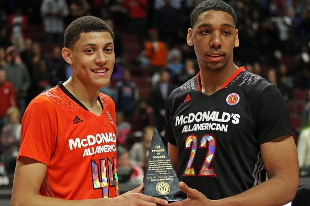 Justin Jackson's Expectations at North Carolina Elevated After All-American Game