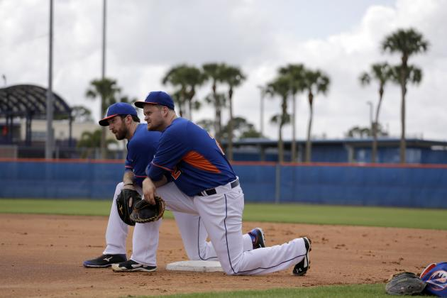 New York Mets Still Facing a Triple Platoon at 1st Base
