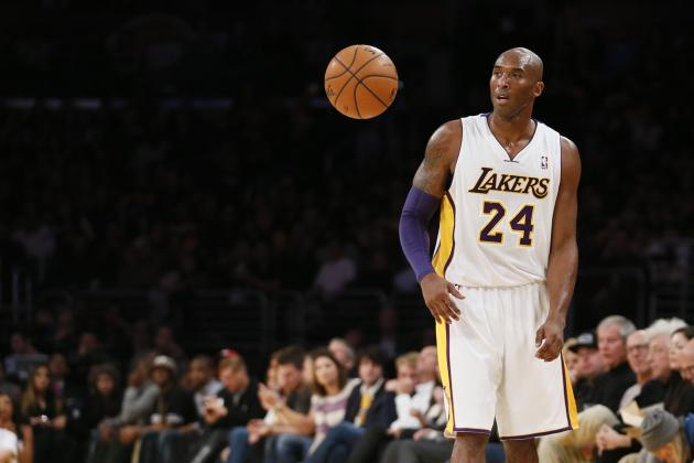 How Will Lean LA Lakers Years Affect Kobe Bryant's Legacy?
