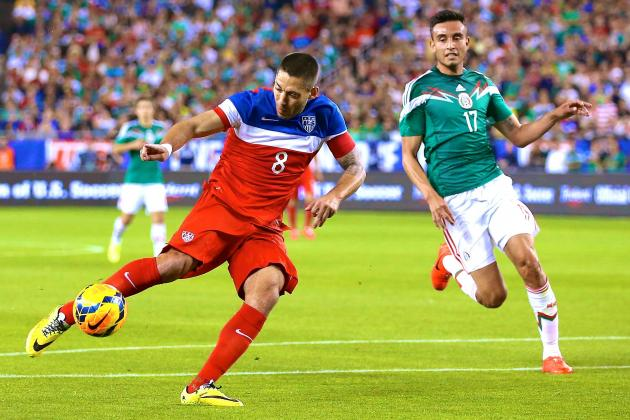 USA vs. Mexico: International Friendly Live Score, Highlights, Report
