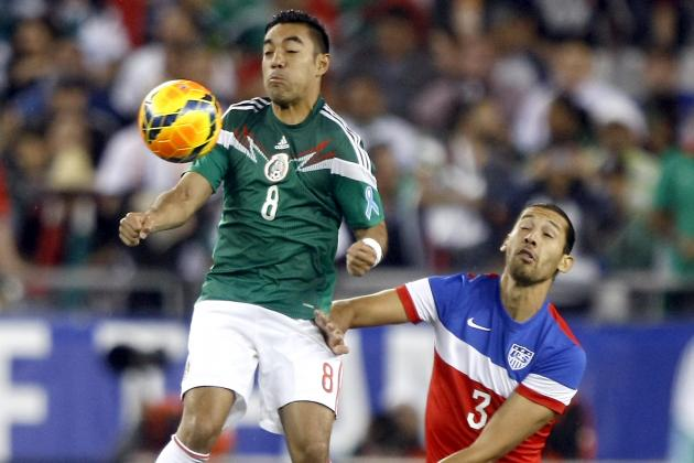 USMNT: What Happens at the Center-Back Position After Mexico Debacle?