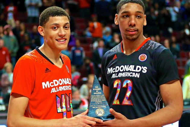 Tobacco Road Rising: Duke, UNC Recruits Own 2014 McDonald's All-American Game