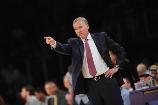 Mike D'Antoni's Ultimate Parting Shot Would Be Strong Finish