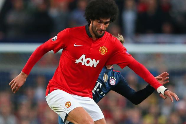 Marouane Fellaini's Dribble Against Bayern Munich Goes Viral