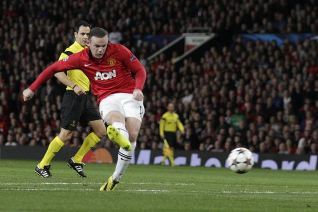 Wayne Rooney Slams Diving Allegations After Bastian Schweinsteiger Red Card