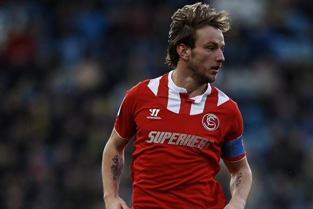 Liverpool Transfer News: Ivan Rakitic Blow Dealt by Real Madrid