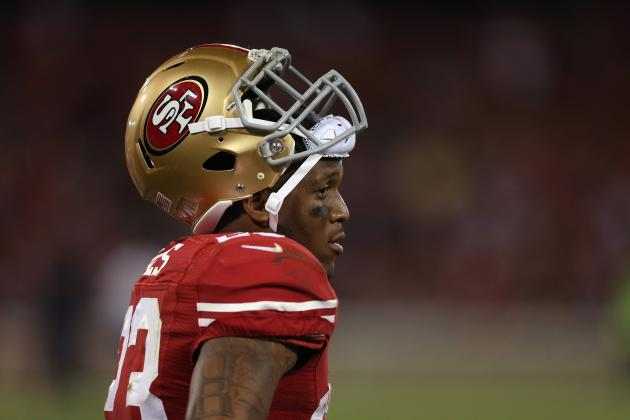 Poor Fit Makes LaMichael James Expendable for 49ers