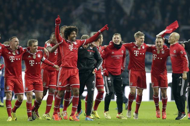 Arsene Wenger Claims Bayern Munich Title Proves Money Is Killing Football