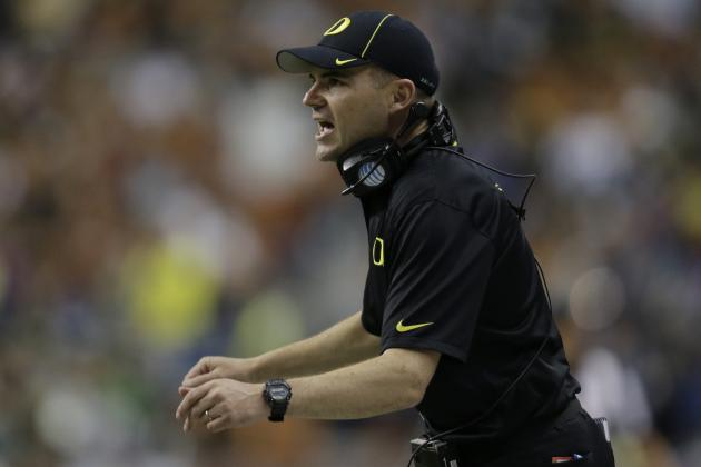 Canzano: Helfrich Says There Is No User's Manual to Being a Head Coach
