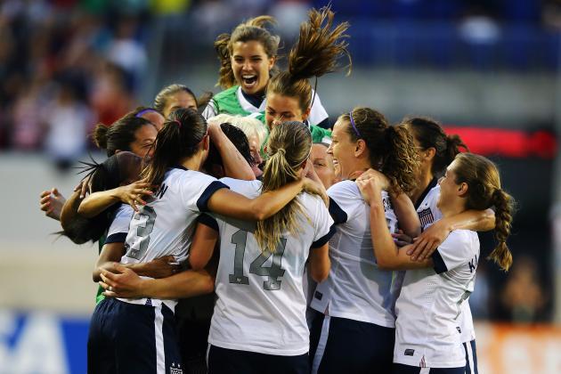 Men vs. Women: Will Women One Day Be Better at Football Than Men?