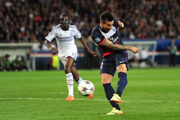 Forget Zlatan Ibrahimovic, Cavani: Ezequiel Lavezzi Is Biggest Threat to Chelsea